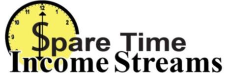 Spare Time Income Streams