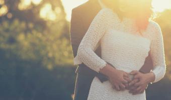 Schwanger heiraten: minimalistisch, entspannt und kostenbewusst. Die besten Tipps von einer schwangeren Braut | Sparfuechsin.com