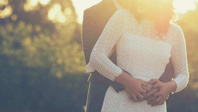 Schwanger heiraten: minimalistisch und kostenbewusst. Meine besten Tipps.