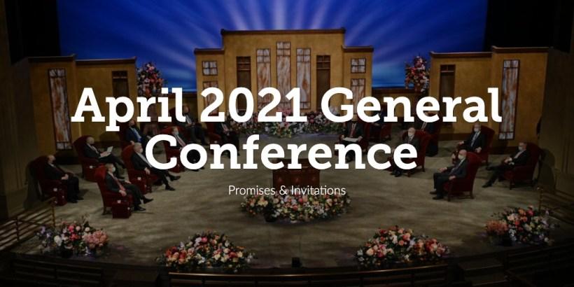 April 2021 General Conference