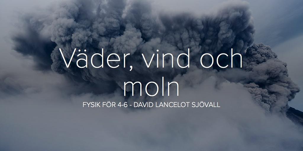 Väder, vind och moln