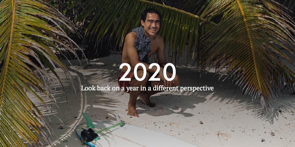 2020 - Something worth celebrating 🥳