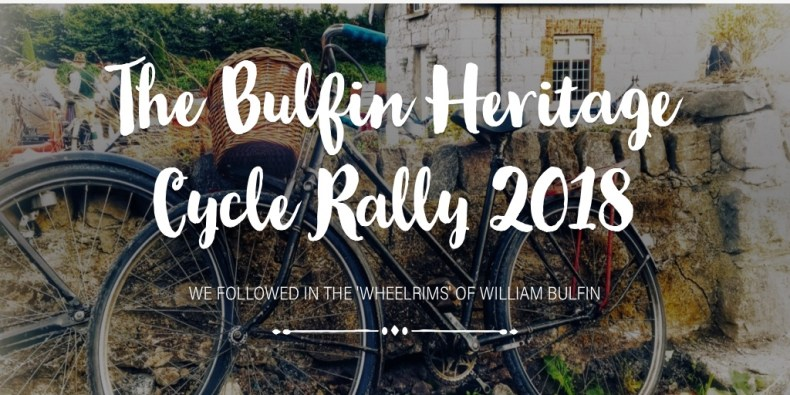 The Bulfin Heritage Cycle Rally 2018