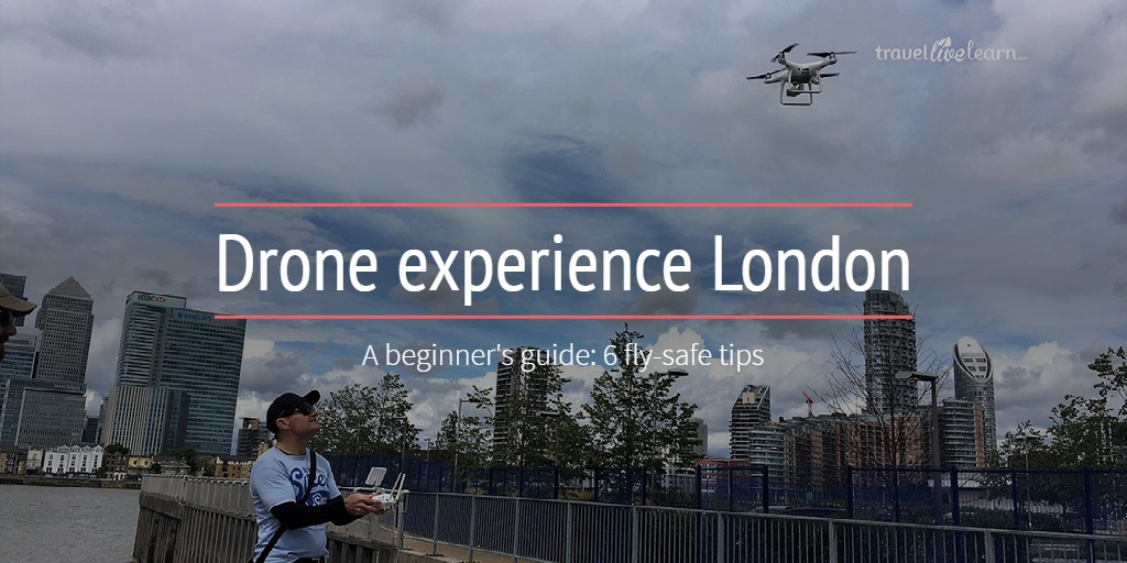 Drone experience London
