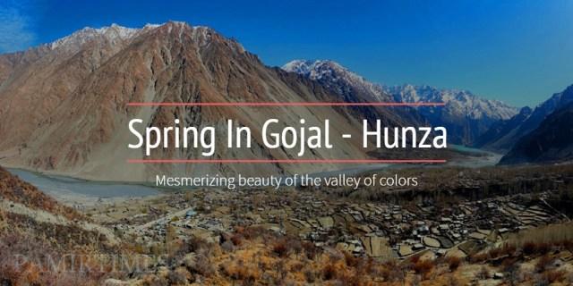 Spring In Gojal - Hunza