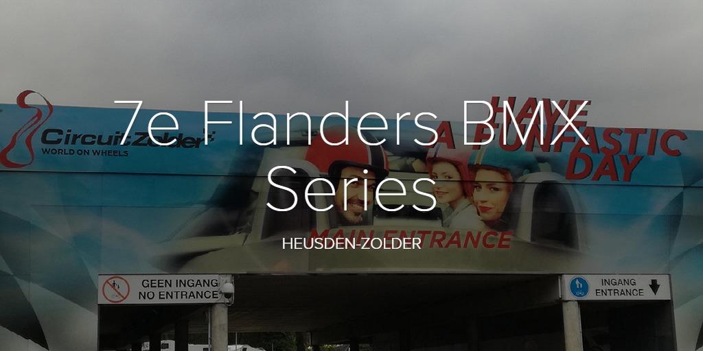 7e Flanders BMX Series