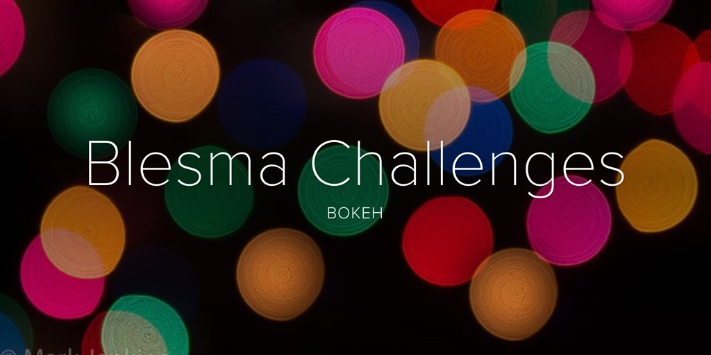 Blesma Challenges