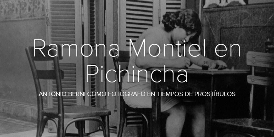 Ramona Montiel en Pichincha