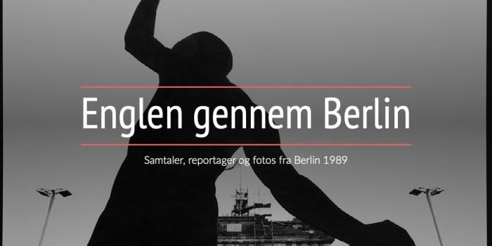 ENGLEN GENNEM BERLIN