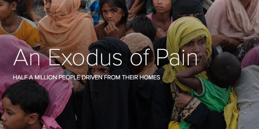 An Exodus of Pain