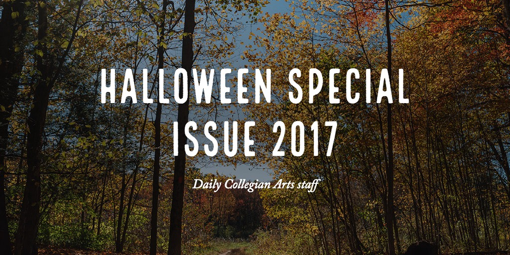 Halloween Special Issue 2017
