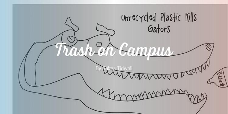 Trash on Campus