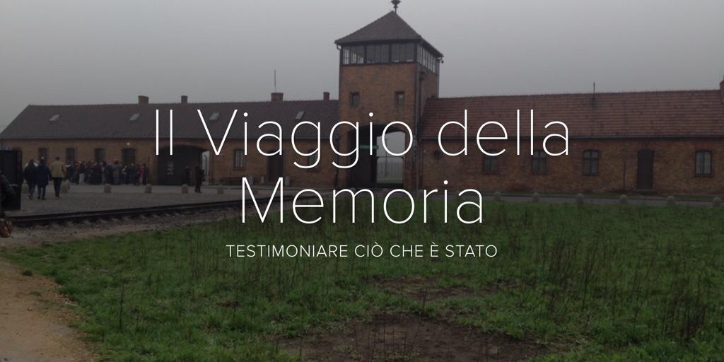 Il Viaggio della Memoria