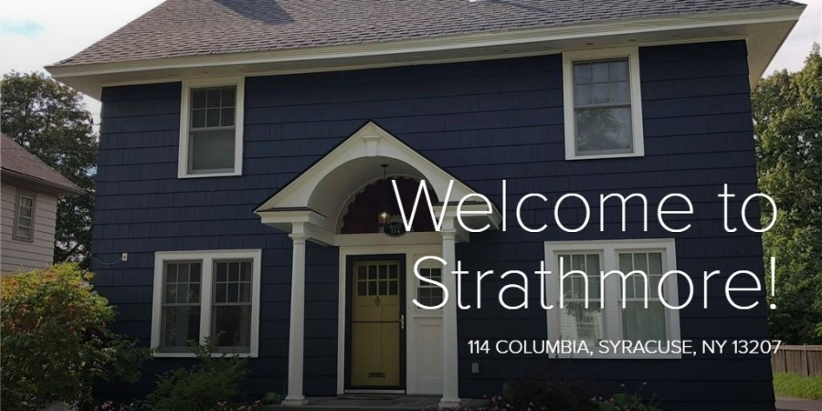 Welcome to Strathmore!