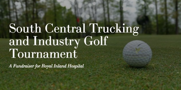 South Central Trucking and Industry Golf Tournament
