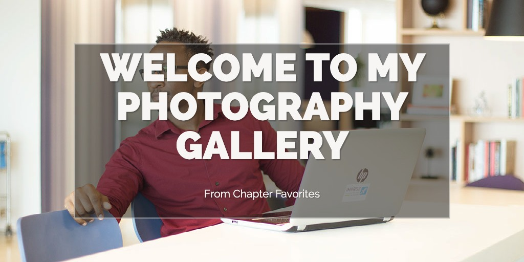 Welcome to my Photography Gallery