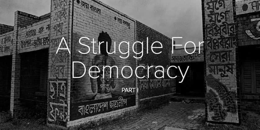 A Struggle For Democracy