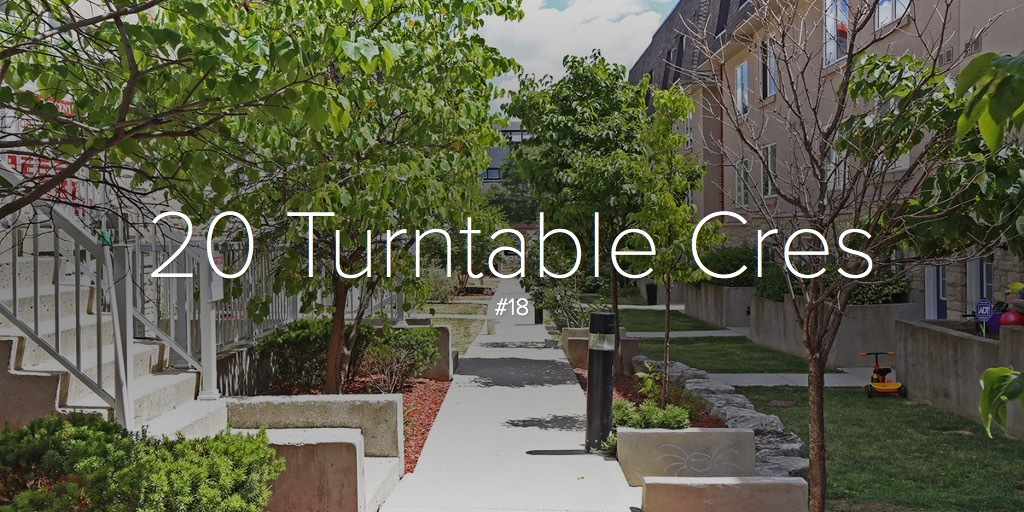 20 Turntable Cres