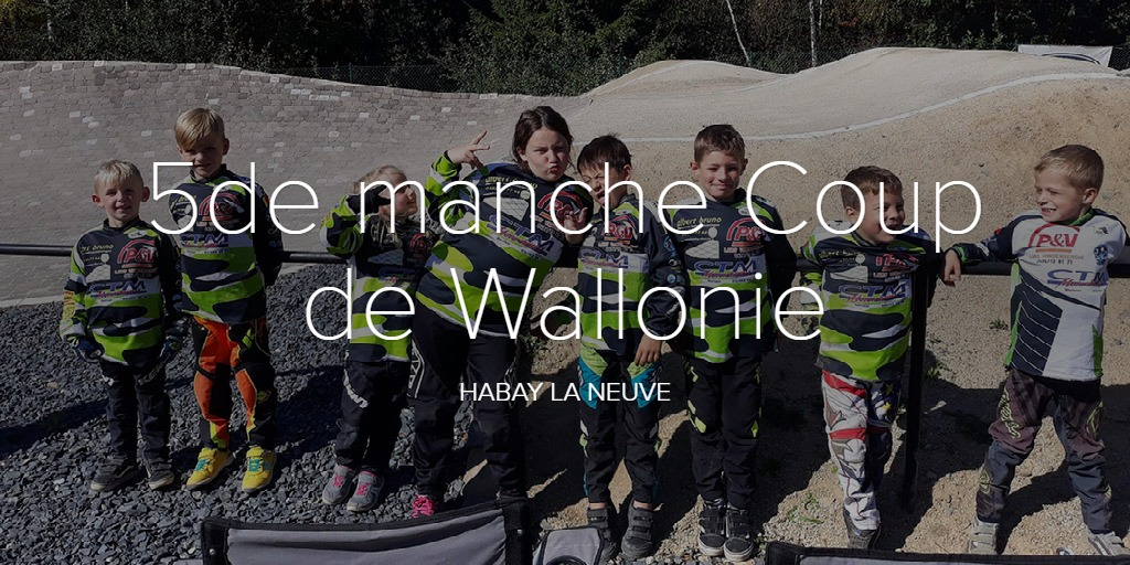 5de manche Coup de Wallonie