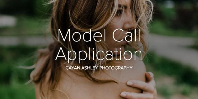 Model Call Application