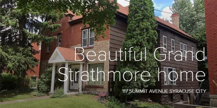 Beautiful Grand Strathmore home