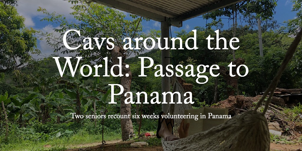 Cavs around the World: Passage to Panama