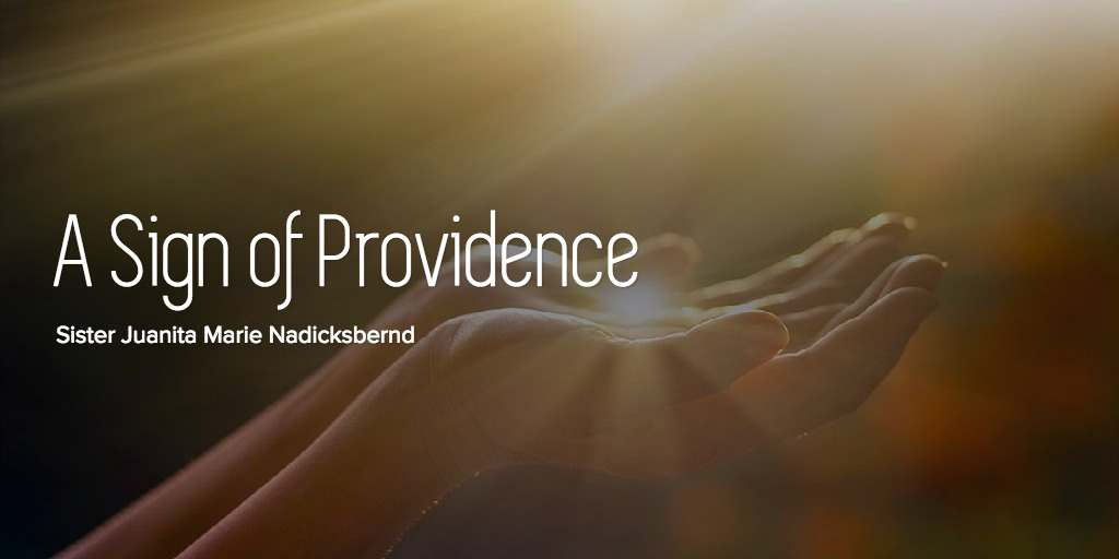 A Sign of Providence