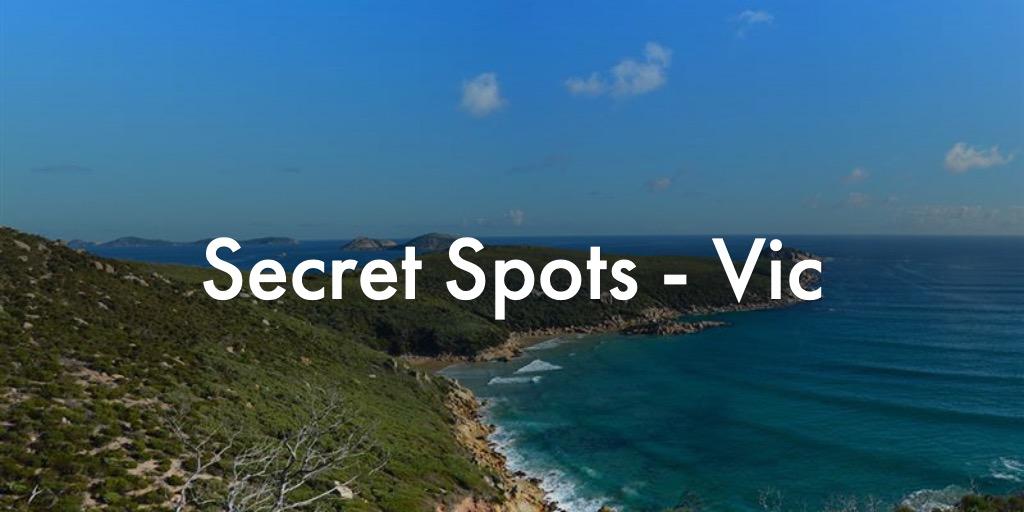 Secret Spots - NSW