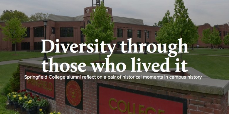 Diversity through those who lived it
