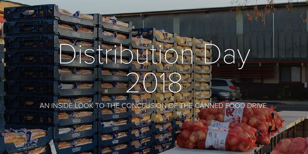 Distribution Day 2018