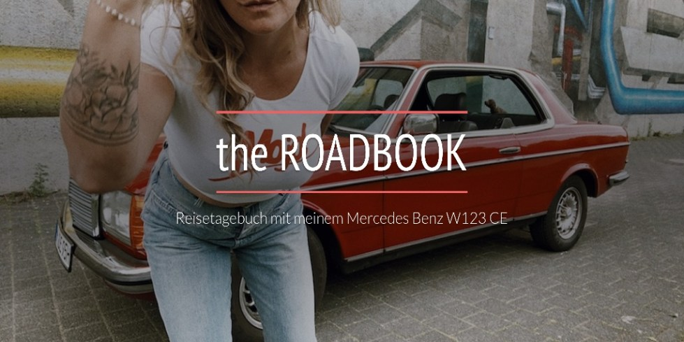 the ROADBOOK