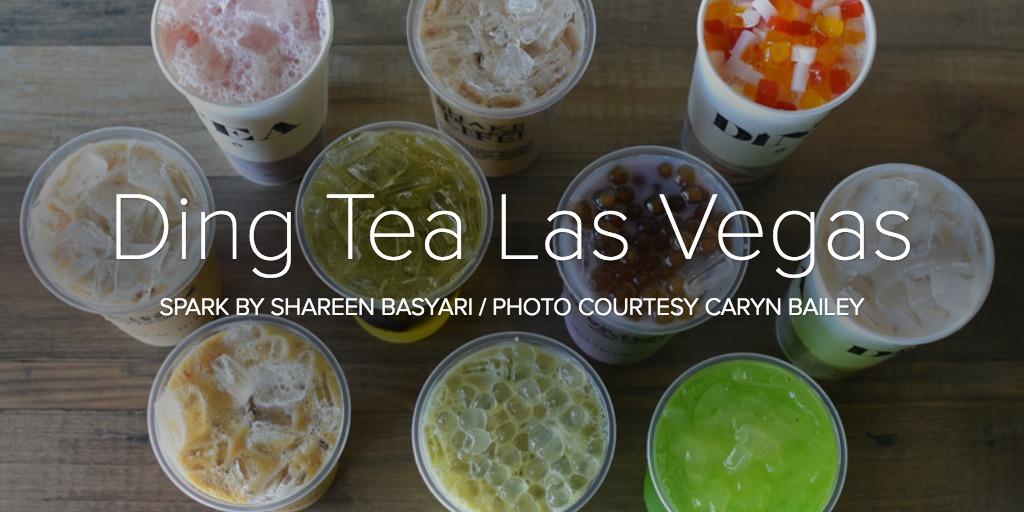 Ding Tea Las Vegas