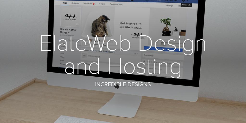 ElateWeb Design and Hosting