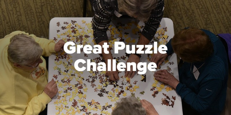 Great Puzzle Challenge