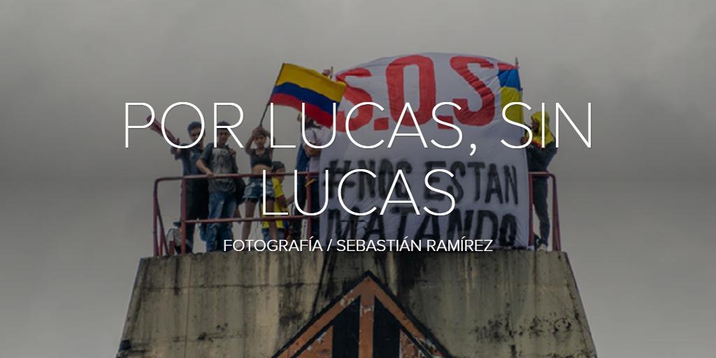 POR LUCAS, SIN LUCAS