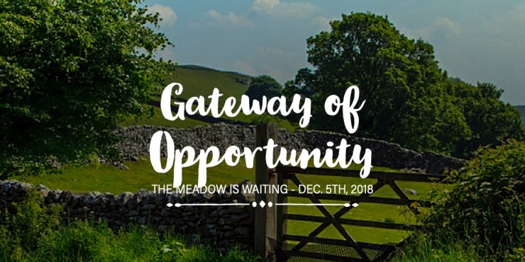 Gateway of Opportunity