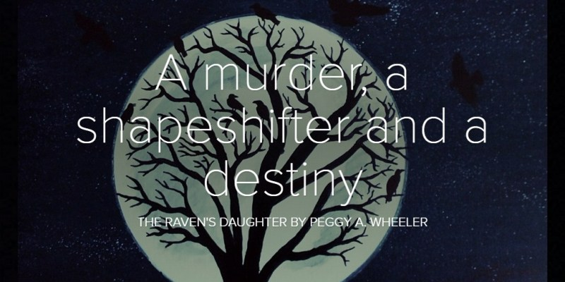 A murder, a shapeshifter and a destiny