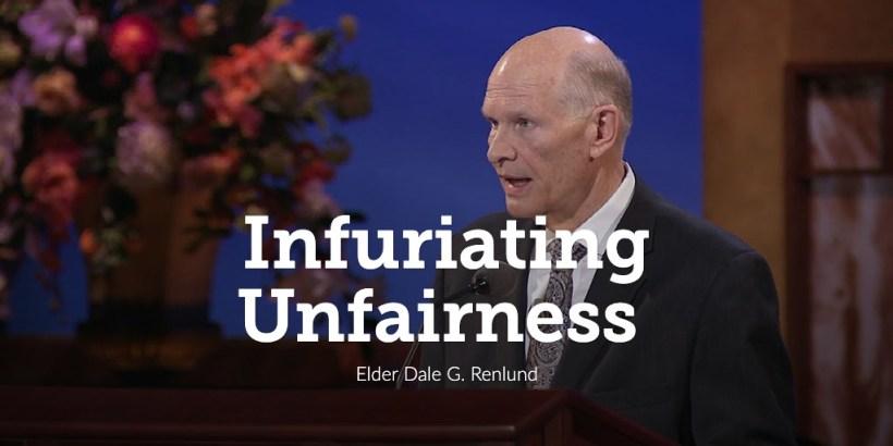 Infuriating Unfairness