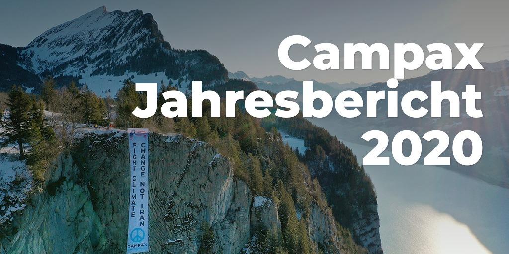 Campax Jahresbericht 2020