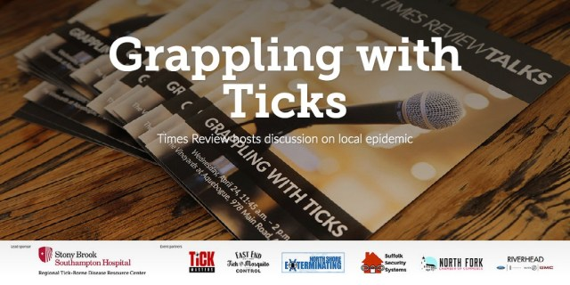 Grappling with Ticks