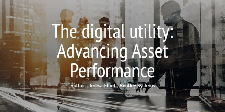 The digital utility: Advancing Asset Performance