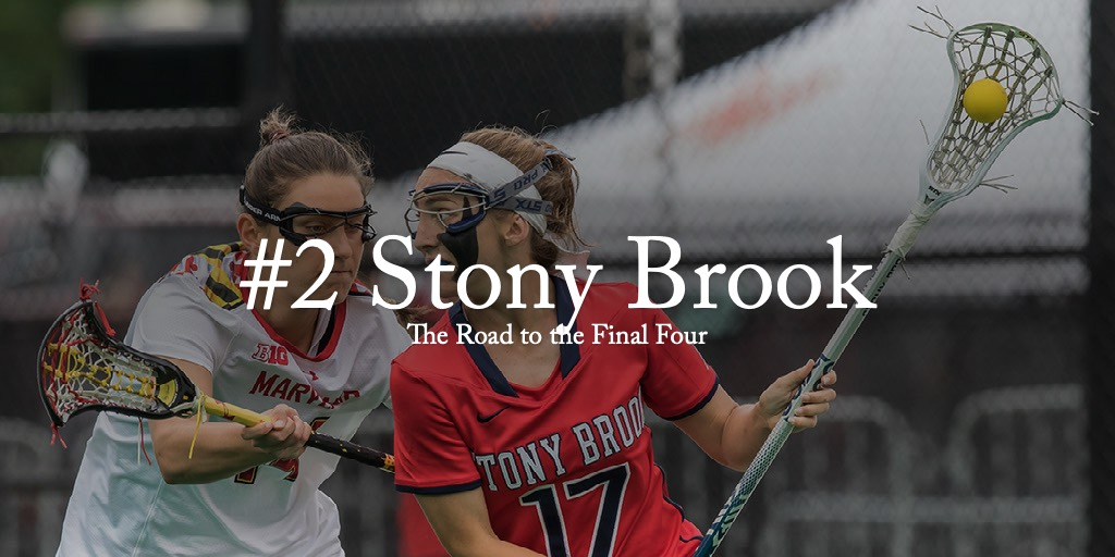 The Road to the Final Four - Stony Brook