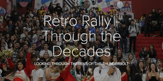Retro Rally - Through the Decades