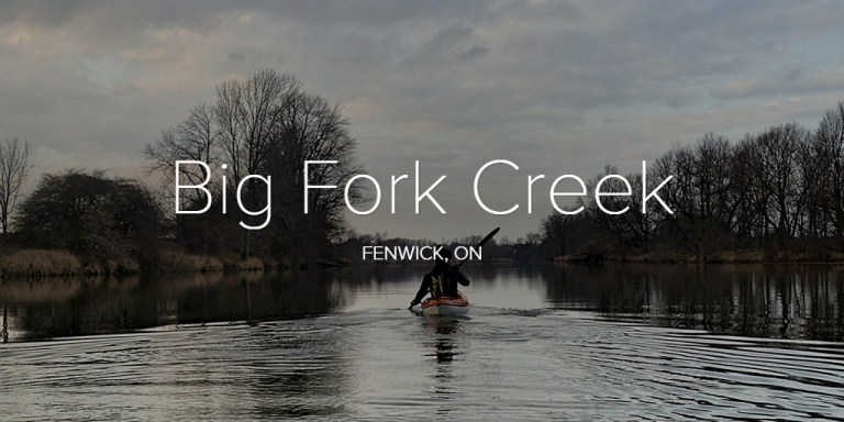Big Fork Creek