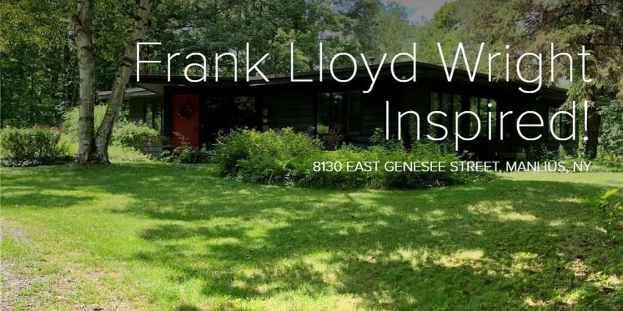 Frank Lloyd Wright Inspired!