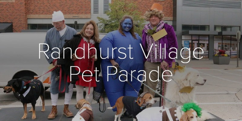 Randhurst Village Pet Parade