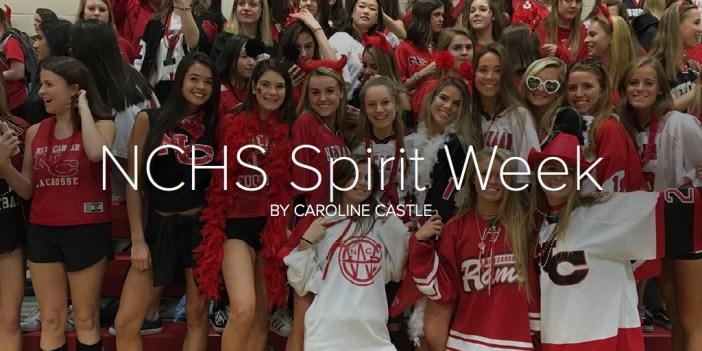 NCHS Spirit Week