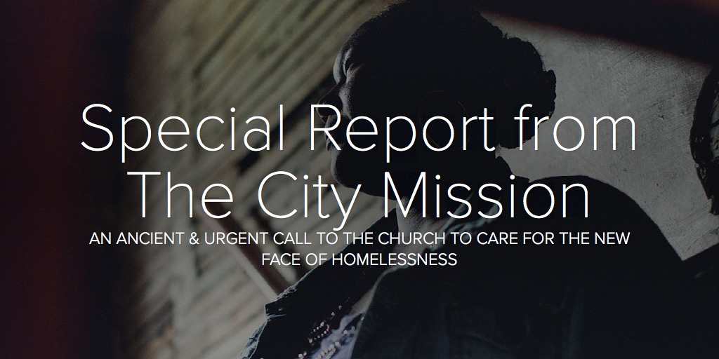 Special Report from The City Mission