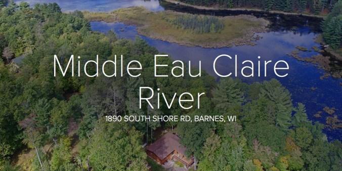 Middle Eau Claire River