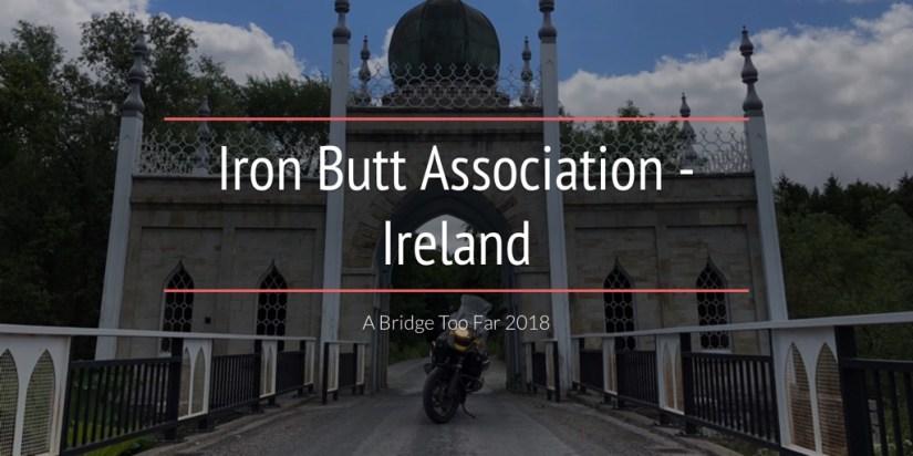 Iron Butt Association - Ireland